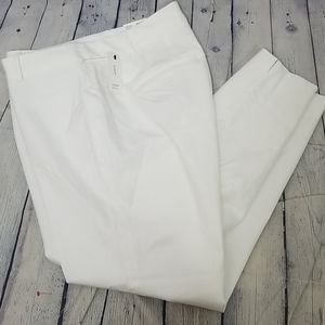 NWT Crown & Ivy curvy cary 2 way stretch pants